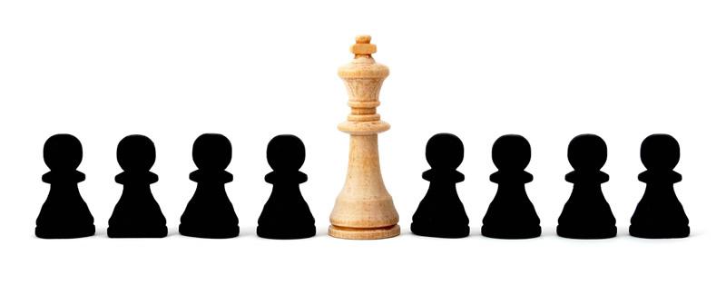 wie lerne ich schach spielen
