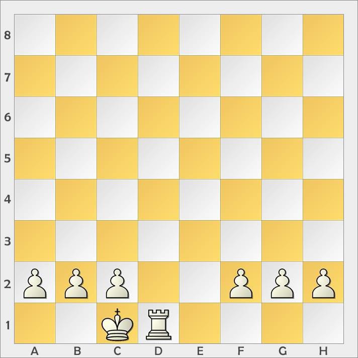 rochade beim schach