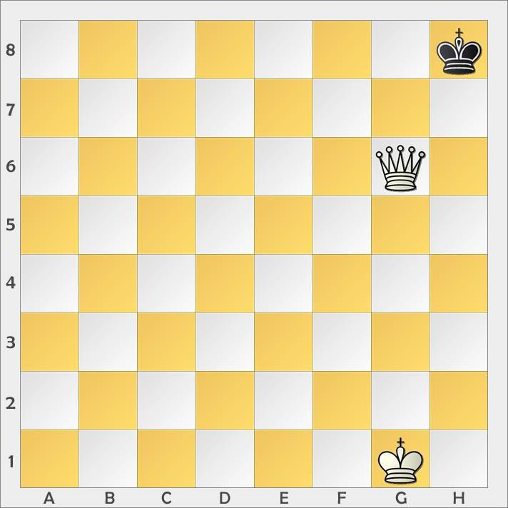 Patt Beim Schach