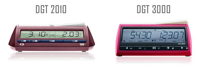 Topmodelle: DGT 2010 und DGT 3000
