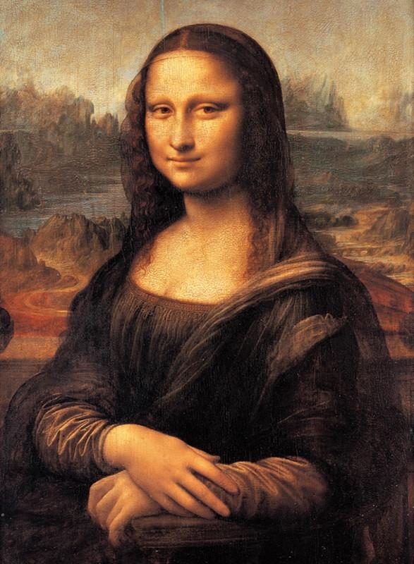 Clementoni - Mona Lisa