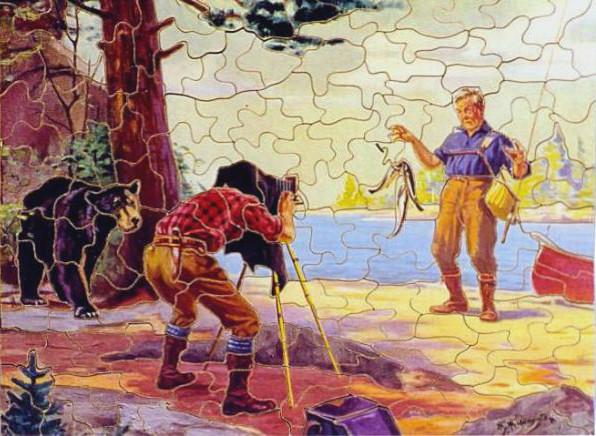 Puzzle von Isabel Ayer