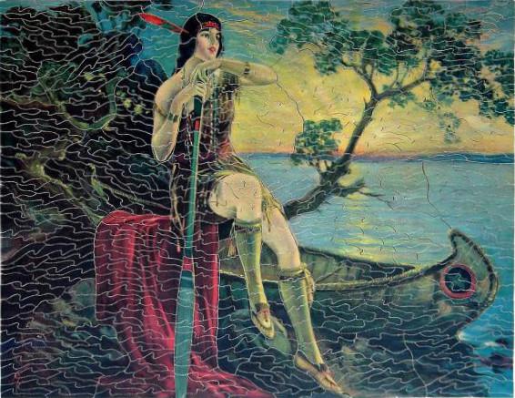 Puzzle von Margaret Richardson