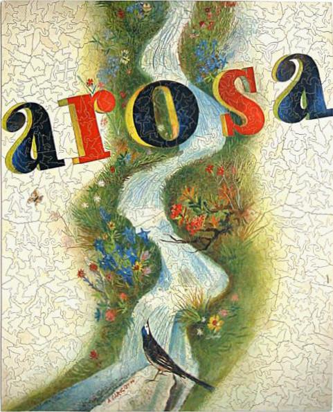 Arosa - Puzzle