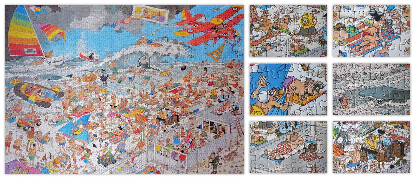 Jan van Haasteren Puzzle