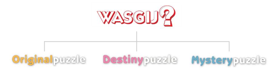Wasgij Puzzles von Jumbo