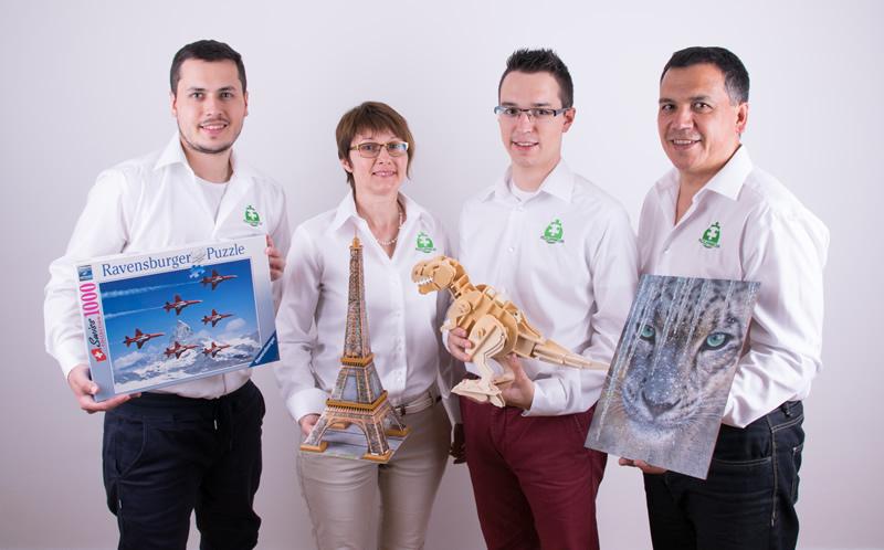 Das spielezar.ch Team