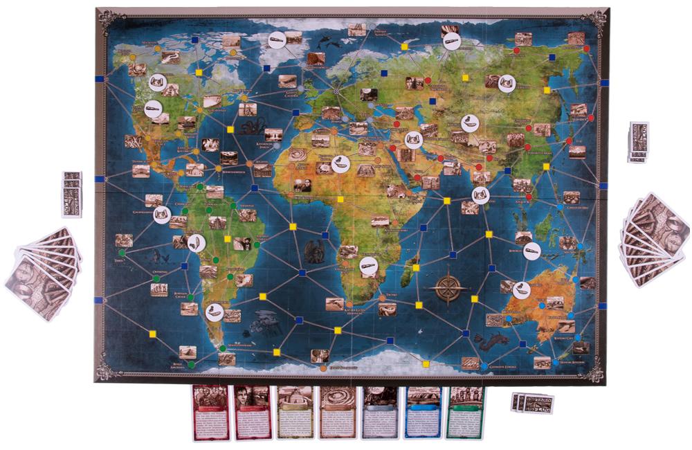 Expedition aus Sicht eines Spielers